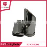Original Stainless Steel Exhaust Pipe Mufflers For MercedesC-Class W204