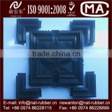 EPDM rubber frame for glass