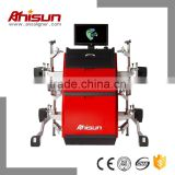 truck wheel alignment machine, precision wheel alignment machine as used tire shop equipment
