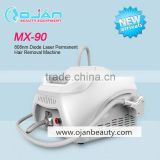 2016 new home use mini 808 diode laser hair removal portable