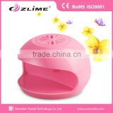Protable Battery supply electric automatic Nail dryer