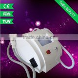 Everlasting Hair Removal/Elight SHR ND Laser/2 handle SHR Elight Hair Removal Laser/ND Yag Laser Birthmark Removal