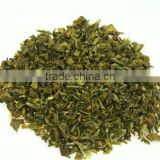dried green bell pepper flakes
