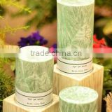 organic palm wax manufacture from Indonesia