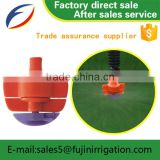 Lithuania Brand new agricultural sprinkler irrigation system mortar spray machine with CE certificate