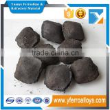Kinds of Cusomized Ferro Silicon Slag Lump/Briquette From China