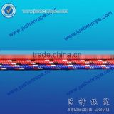 Colorful diamond braid rope for sale