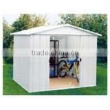steel bike storage shed supplier