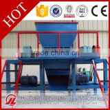 HSM ISO CE High Capacity Small Tire Shredder Manufacture