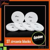 Denal  super transparency dental product ceramic zirconia blocks