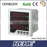 digital ammeter and voltmeter combination meter multi-functions meter china lcd tv price