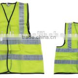 yellow safety vests reflective