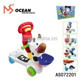 3 in 1 multifunction musical lighting baby walker China