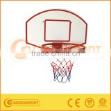 basketball hoop and board with net high quality plastic material