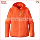 Popular Black Factory of Men's Outdoor Hiking Windbreaker Waterproof Mens Front Pocket Jacket