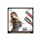Female professional hair rotating styler