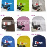 6M-3T Year Old Kids Beanie Hat Baby Hats Cotton Knitted Caps Children M7060201