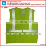 3M reflective tape security vest, 3M reflective safety clothes