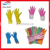 Colored Latex Household Gloves For Sale