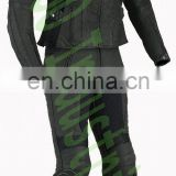 Leather Motorbike Suit,Piece Racing Motorbike Leather Suit with CE Approved Protectors Suit