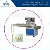 SJ Pillow packing machine 2014 New Manufacturer in Shanghai sachet biscuit packing machinery