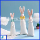 resin handmade garden rabbit statues