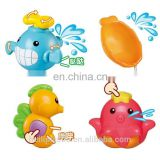 mini vinyl pvc bath toys, 3d custom vinyl bath toys for children, soft vinyl floating animal bath toys
