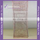 C444A indian lace fabrics george easy chair cloth wholesale disposable chair covers