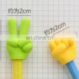 Finger Gesture Pencil Top Eraser