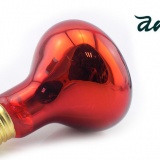 Infrared red red reptile lamp   (95)