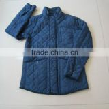 mens navy padded jacket,2012 Winter Season