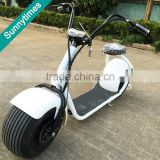 Sunnytimes new citycoco Electric Vehicle 2 wheel balancing scooter with 18inch big wheel                                                                         Quality Choice