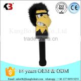 Wholesale customized soft OEM Golf headcover