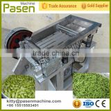 Industrial pea shell removing machine/Green soy bean peeling machine/Automatic pea shelling machine