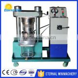 High effency hydraulic cocoa butter oil press