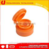 ISO9001 28mm Plastic Containers Flip Top Cap