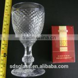 new glass cup glass water cup glass wine cup with competitive prive from a direct factory