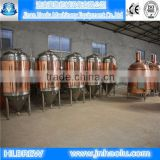 Small Home beer equipment, Beer brew Line, 2014 Hot Sale Home Brewery equipment, Best kettle and conical fermenter,
