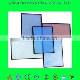 clear&tinted tempered glass&insulated glass&reflective glass for commercial building