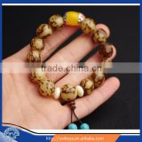 Wrist Mala Tibetan Buddhist bodhi seed mala Prayer Beads Mala Necklace