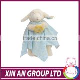 shanghai supplier 15 years experience new product 100 polyester fabric micro plush baby lamb blanket
