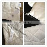 polyester/viscose bamboo quilt 140*210cm Oeko--certification