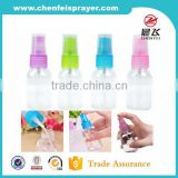 Chinese supplier factory direct sale unique design 18 410 20 410 plastic spray pump screw pump mist sprayer for plastic bottle