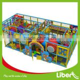 Children Educational/Kindergarten Playground Equipment Indoor Soft Play Structure for Kids Sale LE.T2.301.092