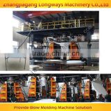 plastic round table blowing moulding machinery