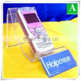 OEM Acrylic Plastic Merchandise Display Stand For iPhone Samsung Smartphone Sunglasses