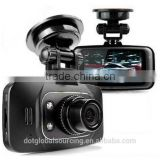 "Hot Sale!!GS8000L HD1080P 2.7"" Car DVR Vehicle Camera Video Recorder Dash Cam G-sensor HDMI"