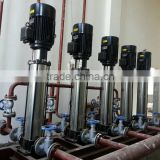 vertical seamless feed water pump for boiler use