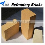fireclay refractory mortar,silimanite brick,glass furnace refractory brick silica brick made in china