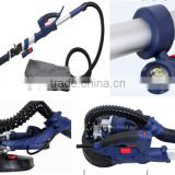 Mod.225D 800W 5FT Adjustable Variable Speed Electric Drywall Sander 6PCS Sand Paper 110V 220V factory selling